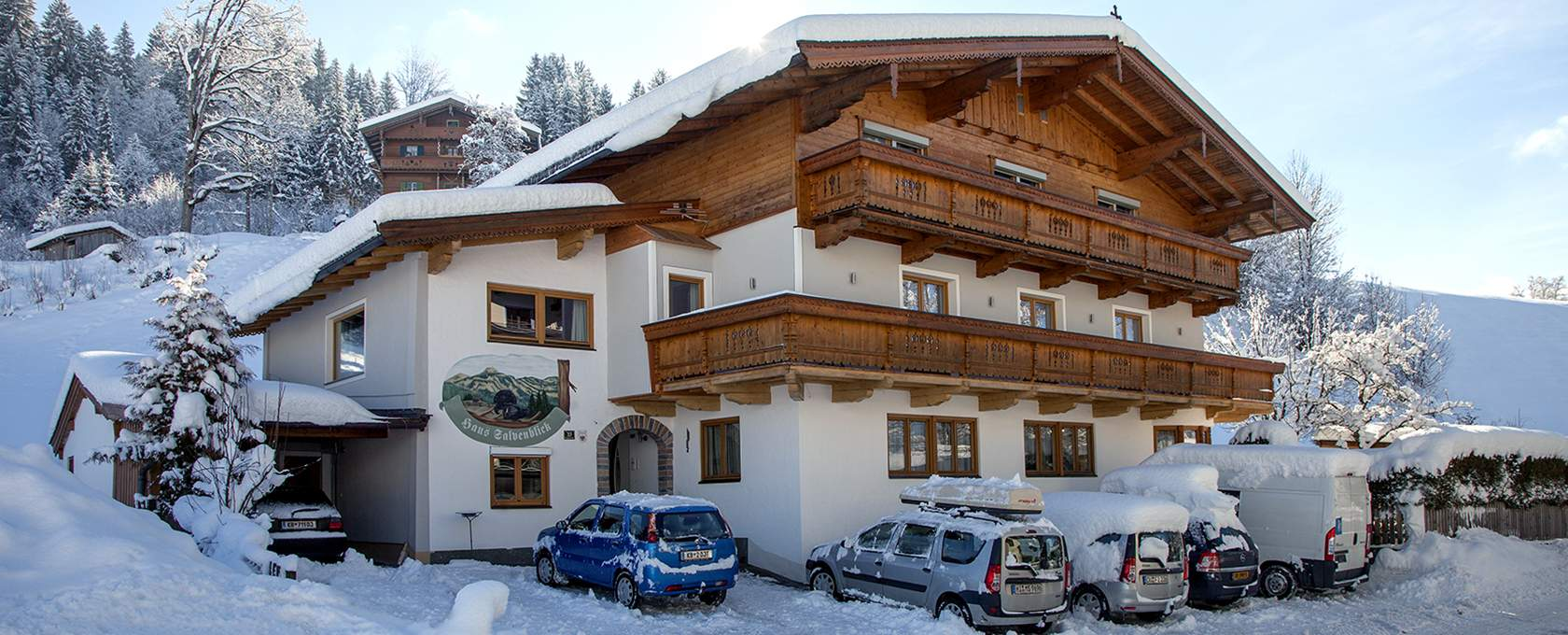 House Salvenblick - Apartments - Westendorf